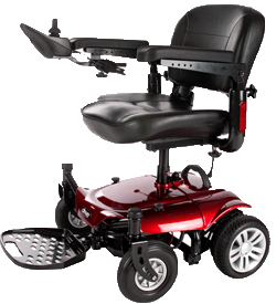 red_disbility_power_wheelchair